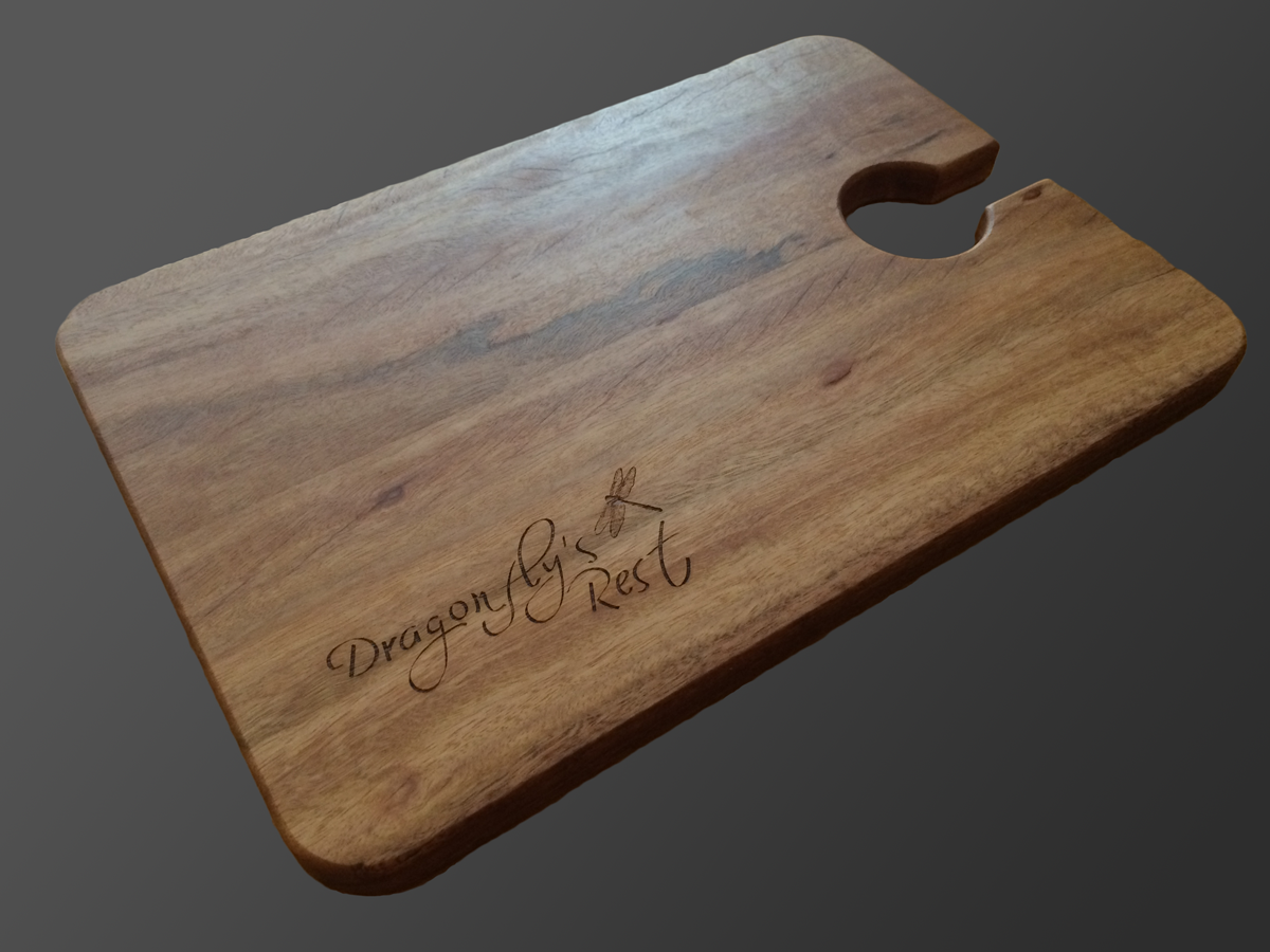 Cheese Board With Engraving Renegade Promotions