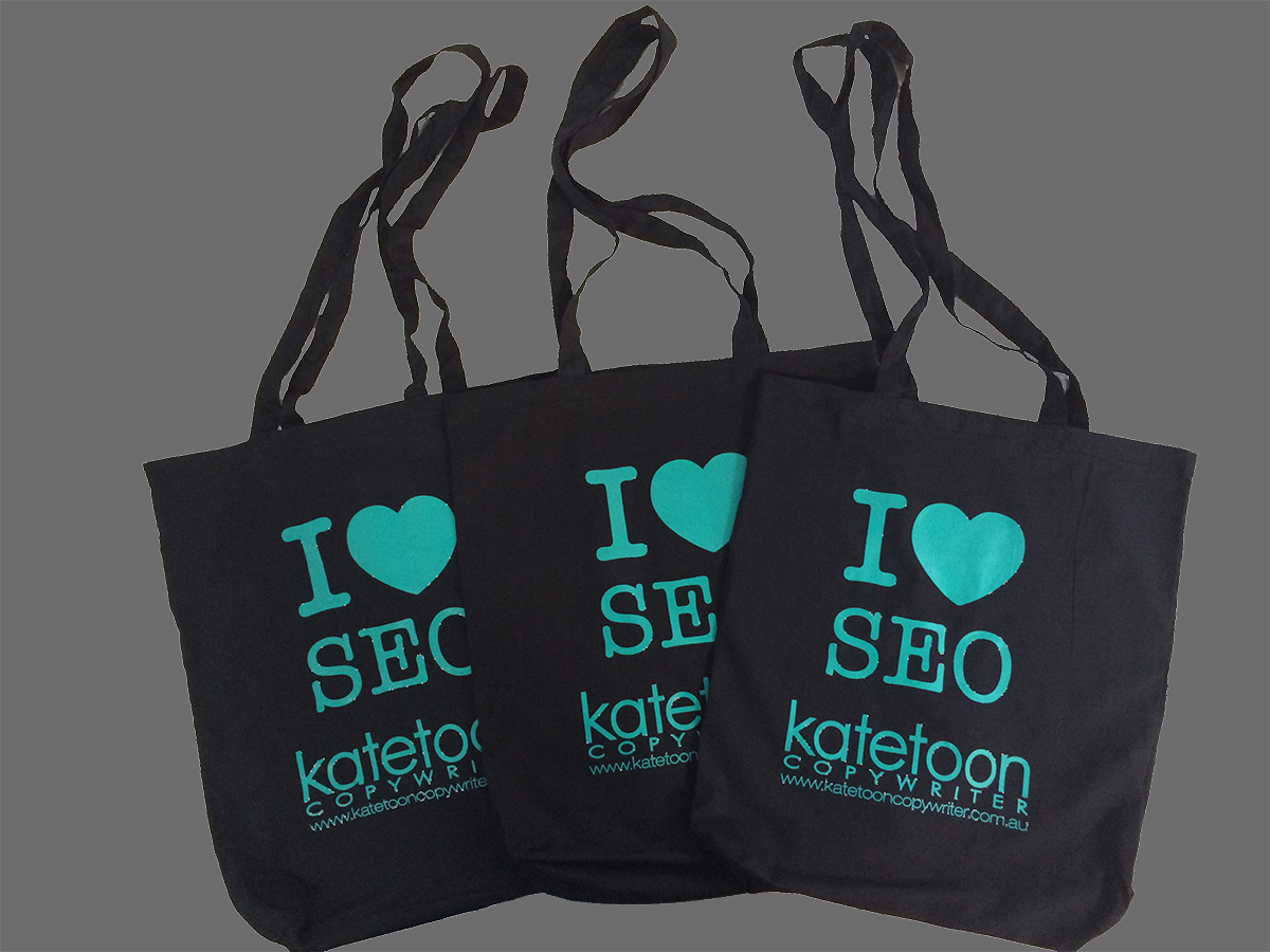 Promotional SEO Calico Bags