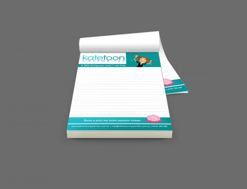 Kate Toon – Notepads