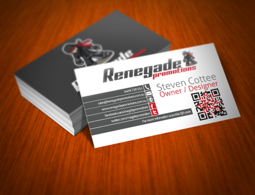 Renegade Promotions – Business Cards