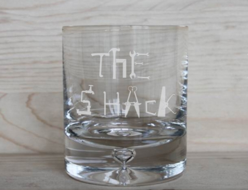 Personalised Engraved Whiskey glasses